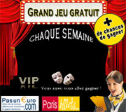 Gagnez 30 places de spectacle